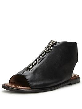 warehouse-zip-up-leather-shoe