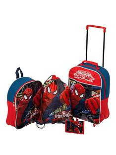 spiderman-spiderman-4-piece-trolley-set