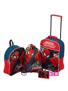 spiderman-spiderman-4-piece-trolley-set