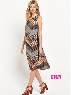 wallis-chevron-tabbard-dress