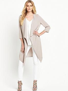 wallis-drape-longline-jacket
