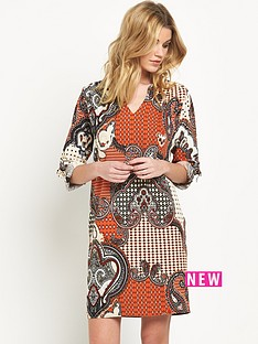 wallis-wallis-paisley-patchwork-tunic