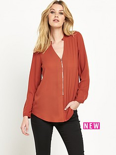 wallis-zip-front-shirt