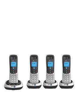 bt-2600-quad-cordless-telephone-with-answering-machine