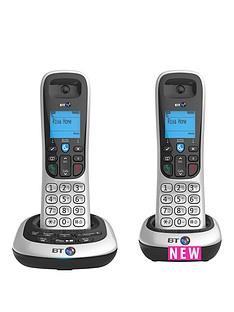 bt-2600-twin-cordless-phones-with-answer-machine