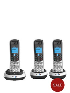 bt-2100-trio-cordless-landline-phone-pack