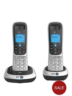 bt-2100-twin-cordless-landline-phone-pack