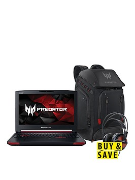 acer-predator-g9-791-intelreg-coretrade-i7-processor-16gb-ram-1tb-hard-drive-amp-128gb-ssd-173-inch-pc-gaming-laptop-with-nvidia-gtx-970m-graphics-and-free-predator-backpack-and-headset