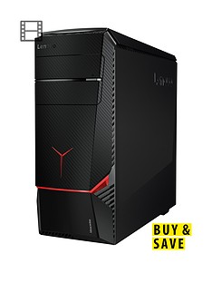 lenovo-y700-intelreg-coretrade-i5-processornbsp16gb-ramnbsp2tb-hard-drive-amp-120gb-ssd-pc-gaming-desktop-base-unit-with-nvidia-2gb-dedicated-graphics-gtx960-black