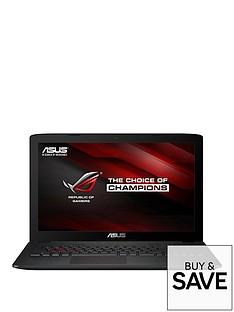 asus-rog-gl552vw-dm201t-intelreg-coretrade-i7-8gb-ram-1tb-hard-drive-amp-256gb-ssd-156-inch-laptop-withnbspnvidia-gtx960mnbspgraphics-black