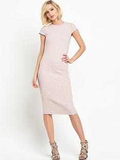 river-island-river-island-textured-bodycon-dress