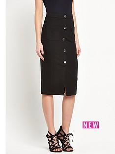 river-island-river-island-jersey-button-through-skirt