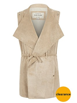 river-island-girls-faux-suede-sleeveless-jacket
