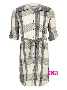 river-island-girls-check-belted-shirt-dress