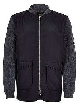 river-island-boys-nylon-bomber-jacket
