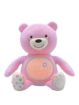 chicco-first-dreams-baby-bear-night-projector-pink
