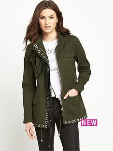 v-by-very-fringe-eyelet-military-jacket