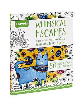 crayola-crayola-whimsical-escapes-adult-colouring-book