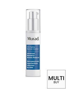 murad-free-gift-advanced-blemish-amp-wrinkle-reducernbspamp-free-murad-age-reform-exfoliating-cleanser-200ml