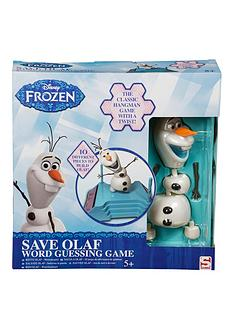 disney-frozen-save-olaf-word-guessing-game