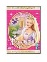 - Barbie As Rapunzel DVD