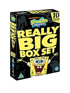 spongebob-squarepants-really-big-box-set-dvd