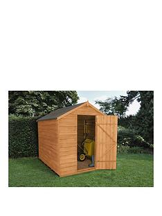 forest-8x6ft-overlap-apex-security-shed-single-door-with-base-amp-assembly