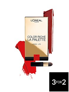 loreal-paris-color-riche-lip-palette-red