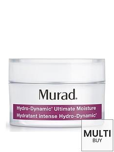 murad-free-gift-hydro-dynamic-ultimate-moisturenbspamp-free-murad-skincare-set-worth-over-pound55nbsp
