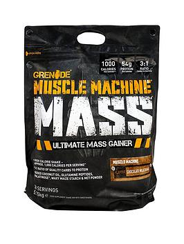 Grenade All In One Mass Gainer - 5.75Kg