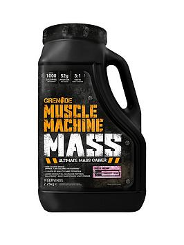 Grenade All In One Mass Gainer - 2.25Kg
