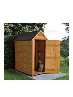 forest-5x3ft-value-overlap-apex-starter-shed-single-door
