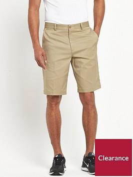 nike-flat-front-shorts