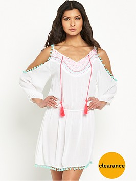 v-by-very-cold-shoulder-embellished-beach-dress