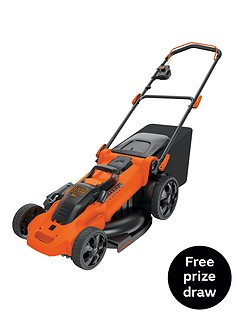 black-decker-clma4820l2-gb-36v-autosense-mower-amp-2-batteries-free-prize-draw-entry
