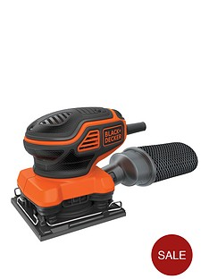 black-decker-ka450-gb-220w-paddle-switch-14-sheet-sander