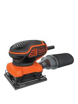 black-decker-ka450-gb-220w-paddle-switch-14-sheet-sander