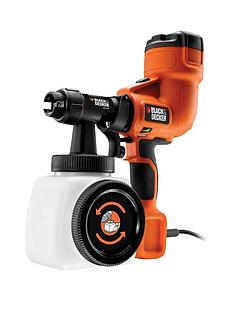 black-decker-hvlp200-gb-400w-handheld-fence-paint-sprayer-free-prize-draw-entry