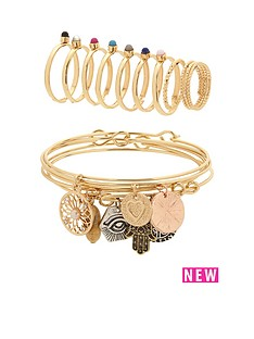 delicate-multi-charm-amp-layering-ring-pack
