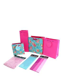 floral-gift-wrap-bundle