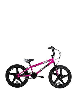 Image of Flite Panic Girls Bmx Bike 11 Inch Frame