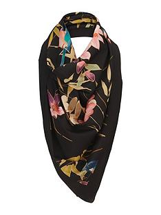 v-by-very-oriental-bird-print-scarf