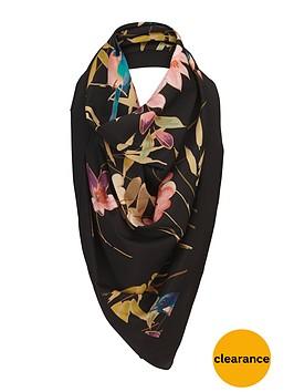 v-by-very-oriental-bird-print-scarf
