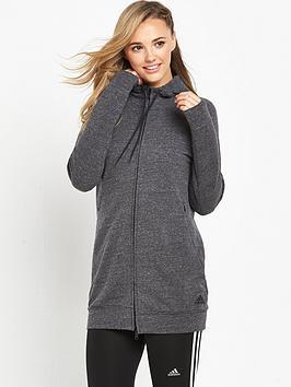 adidas-athletic-long-length-hoodie-dark-grey