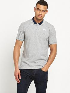 adidas-short-sleeve-essentials-polo