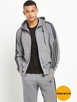 adidas-essential-3s-full-zip-hoody