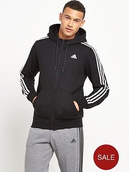 adidas-essential-3s-full-zip-hoodie