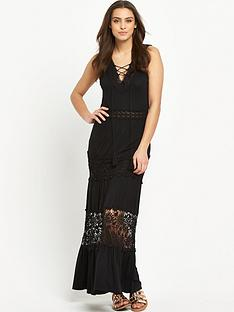 v-by-very-lace-up-crochet-insert-maxi-dressnbsp