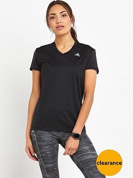 adidas-response-t-shirt-black