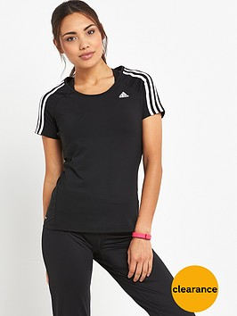 adidas-basic-3-stripes-t-shirt-black